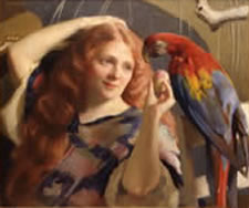 William Paxton - Reddy and the Macaw